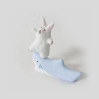 HARICOGRAPHY / 因幡の白兎|張子
