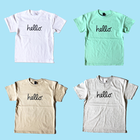 83 original / hello TEE  - Apple Ver. - 9-Color
