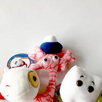 83SELECT / キーチェーン 人体 3-Type |GIANTmicrobes