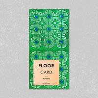 FLOOR CARD・South/ Kuff Luff