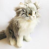 83SELECT / ぬいぐるみ ペルシャ猫 [HANSA]