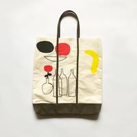 静物画 バッグ 2-Color/ VRANA