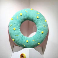 Big Knit  Donut ビッグドーナツ  [Peppermint × SAKURA] NO.1/203gow