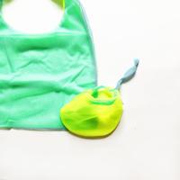 Organdie BAG  [Blue × Yellow]  / Lagimusim / 83SELECT