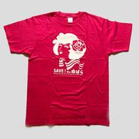 ポルカ社 / SAVE! the 白ばらTシャツ