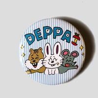 りかちゃん / DEPPA缶バッチ