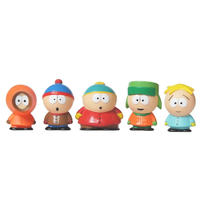 83SELECT / South Park Mini Figure Collection Box Set サウスパーク ミニフィギュア コレクション5体セット