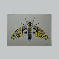 ヘルミッペ / リソグラフ ポスター|ウンモンスズメ