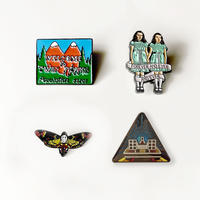 83SELECT /  PINS  Movie ピンバッジ|4-Type