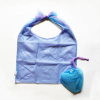 Organdie BAG  [Blue × Lavender]  / Lagimusim / 83SELECT