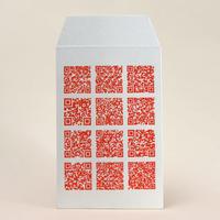 和紙田大學 / QRコード|コレッポチ ポチ袋(3枚入り)