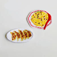83SELECT / 刺繍ワッペン [中華 ] |2-Type