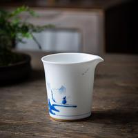 83SELECT / 手描き茶海|山水画