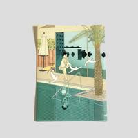プールサイド|クリアファイル  / 西村ツチカ