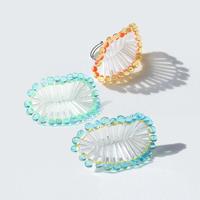 堀口葵 /coral ring |3-Color