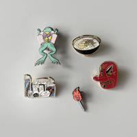 83SELECT /  PINS  未分類 ピンバッジ 5-Type
