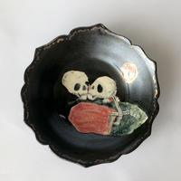 田川亞希 / 髑髏接吻 7寸 中皿
