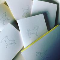 83 original / 犬ノート 犬目モ  [DOG MEMO]
