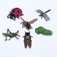83SELECT / 刺繍ワッペン [ 虫 ] |6-Type