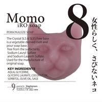 9.kyuu / ハコイリネコ Momo SOAP