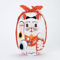 福コチャエ風呂敷 招き猫  / COCHAE
