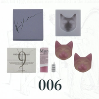 9.kyuu / ツクレルネコキット SOAP 006 - バリア・保護キット -