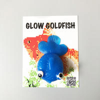 83 SELECT / Glow Goldfish  Brooch |光る金魚ブローチ