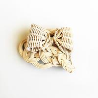 YOSHIKO /  Rattan 水引 Ribbon |髪留め 2-Type