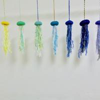 203gow / 編みクラゲ   Jellyfish   [Small] Summer Version