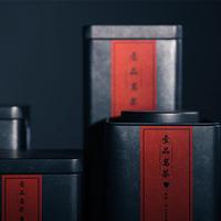 物色 / 金属方茶筒(中) 2-Type