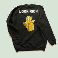 LOOK RICH 富豪トレーナー  /  83