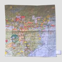 83 original / Flatwoods Monster MAP ハンカチ