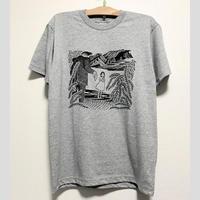 西村ツチカ / フランケンシュタインと女の子  Tシャツ