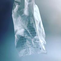 83オリジナルレジ袋について < Fleurs  by Arthur RIMBAUD bag >