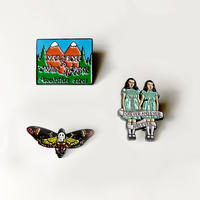 83SELECT /  PINS  Movie ピンバッジ|5-Type