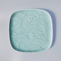 物色 / 海波茶盤
