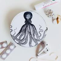 83 original / 蛸コインケース[ Octopus Coin Purse]