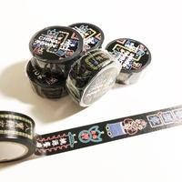 はらわたちゅん子 /チャイナタウンマスキングテープ 2-Type