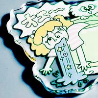 りかちゃん / ぐるぐるコーヒーカップキーホルダー