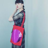monde work /Miroir Circle Tote BAG 6-Color