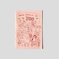 りかちゃん / ZOO ZINE (缶バッチ付き) [ BOOKS ]