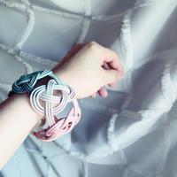 YOSHIKO /  Rattan Bangle|2-Color