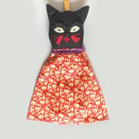 makumo / パジャマ入れ 黒猫