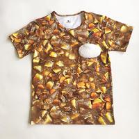サイキック・カレー Tシャツ Psychic Curry T-shirt /  TANUKI