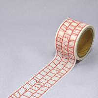 和紙田大學 / あみだくじ~遭難~ | マスキングテープ