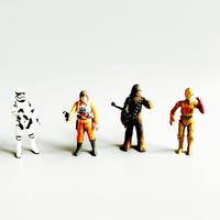 83 SELECT / Metal figure  [ STAR WARS ]|4-Type