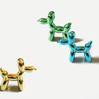 83 original / Balloon Dog Brooch  6-Color
