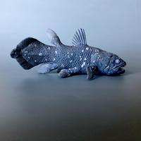 83SELECT / フィギュア Coelacanth  Figure シーラカンス [Safari]