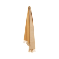 ELVANG (エルヴァン) His & Her Scarf  Curry/Beige
