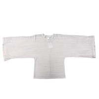AVANT TOI(アヴァントワ) Kimono Dyed Pullover Marmo